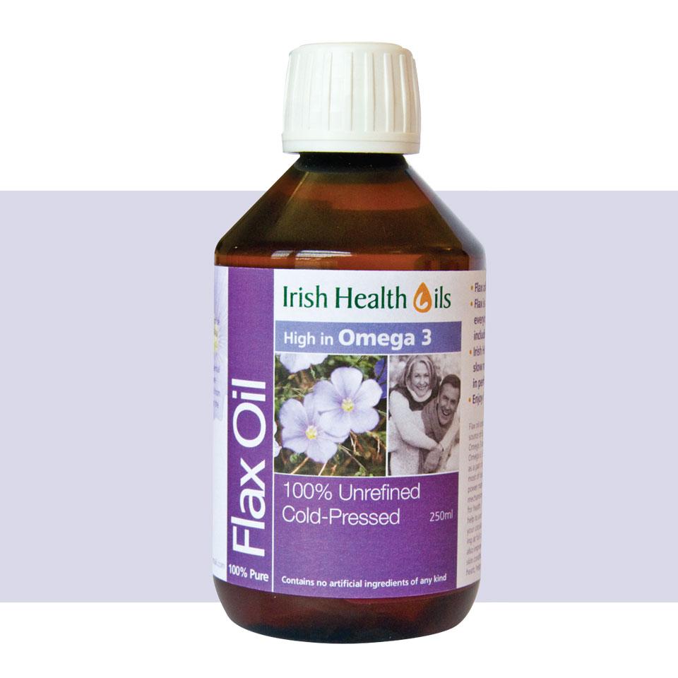 Flax Oil - Irish Health Oils